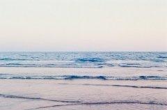 唯美大海意境图片二