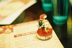 萌可爱生活小物品图片