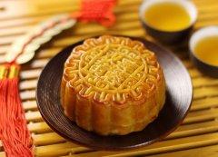 美味的中秋节月饼图片