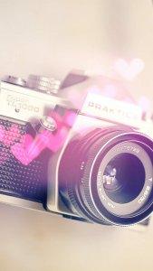 复古胶片相机手机美图