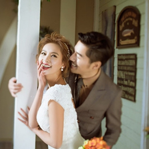 做我的新娘我们一起结婚吧