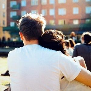 不离不弃与你牵手一直相爱
