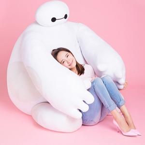 王智与大白的粉嫩可爱写真