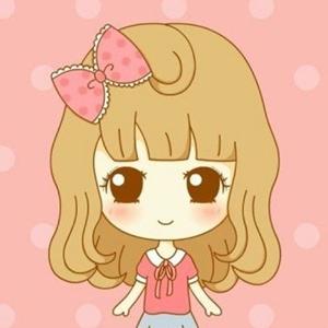 可爱动漫图片萌版女生