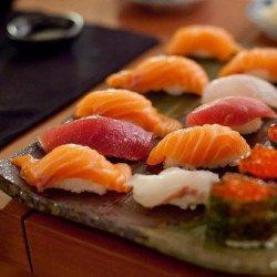 好吃美味的日本寿司图片