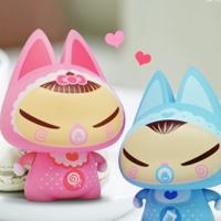 可爱情侣玩具猫咪头像