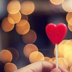 心型爱情LOVE唯美可爱图片