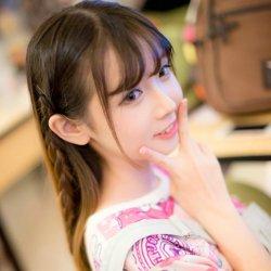 甜美清纯可爱自拍女生图片