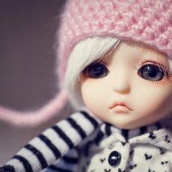 唯美好看的SD娃娃可爱图片