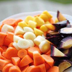 小清新可爱水果减肥餐图片