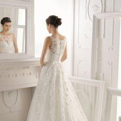 好看的新娘婚纱唯美照片