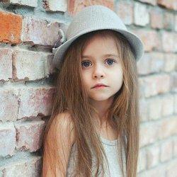 欧美可爱的小美女小女生图片