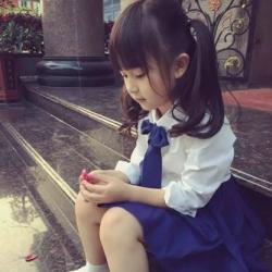 可爱萌娃小美女小芈月萝莉图片