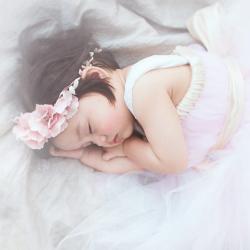 可爱小宝宝小女孩唯美写真