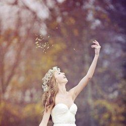 未婚女孩梦中的婚礼婚纱美图