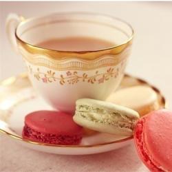 午安图片唯美咖啡甜点下午茶