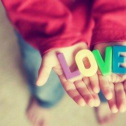 关于爱的唯美LOVE可爱图片