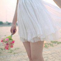可爱小清新唯美裙子头像