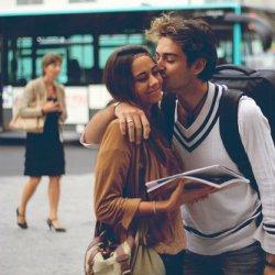 欧美情侣恋人图片