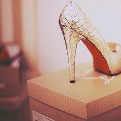 性感时尚的女士高跟鞋