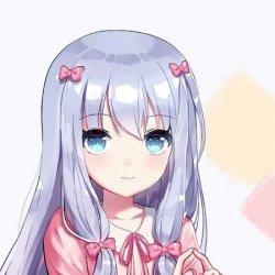 动漫图片女生可爱长发萌萌哒那种