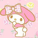 可爱小白兔QQ卡通头像