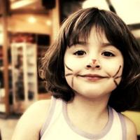 小美女可爱微信头像