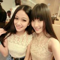 漂亮的姐妹花闺蜜QQ图片