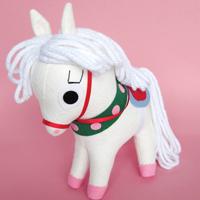 可爱玩具小布偶头像