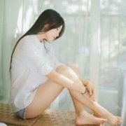 清新安静的少女QQ头像