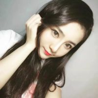 长发美女自拍QQ头像