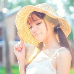 小清新甜美可爱美少女