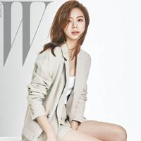 韩国美女朴秀珍海报写真