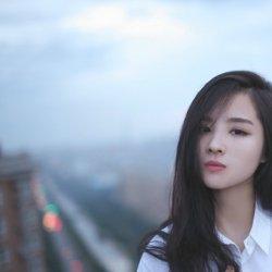 清纯美女王筱淇天台青春照片