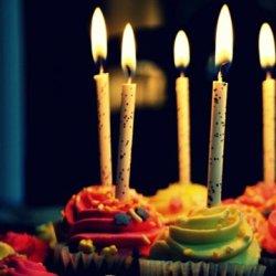 生日快乐图片 蜡烛意境图片