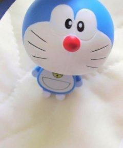 超萌的机器猫玩具图片
