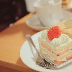 好吃的甜点美食唯美图片