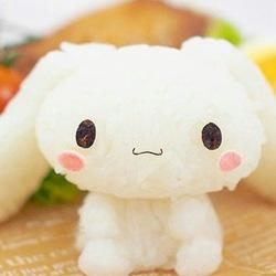 卡哇伊日本饭团便当图片