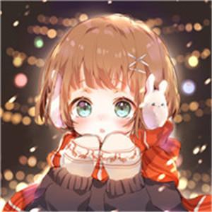 可爱日系女生卡通头像 送给最爱萌的女生朋友们