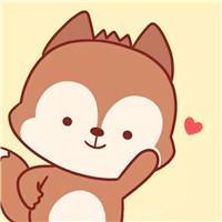 可爱的卡通情侣头像一对 全部是简单的小动物系