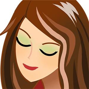 过去的经典卡通女生腾讯qq2008手机版头像图片