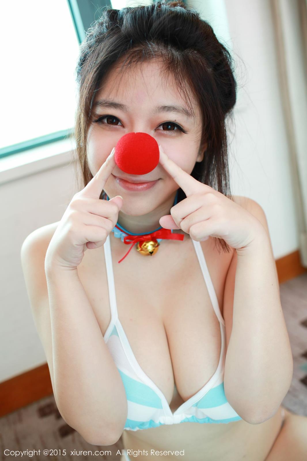 秀人网性感美女刘飞儿Faye爆乳内衣诱惑菲律宾私房旅拍