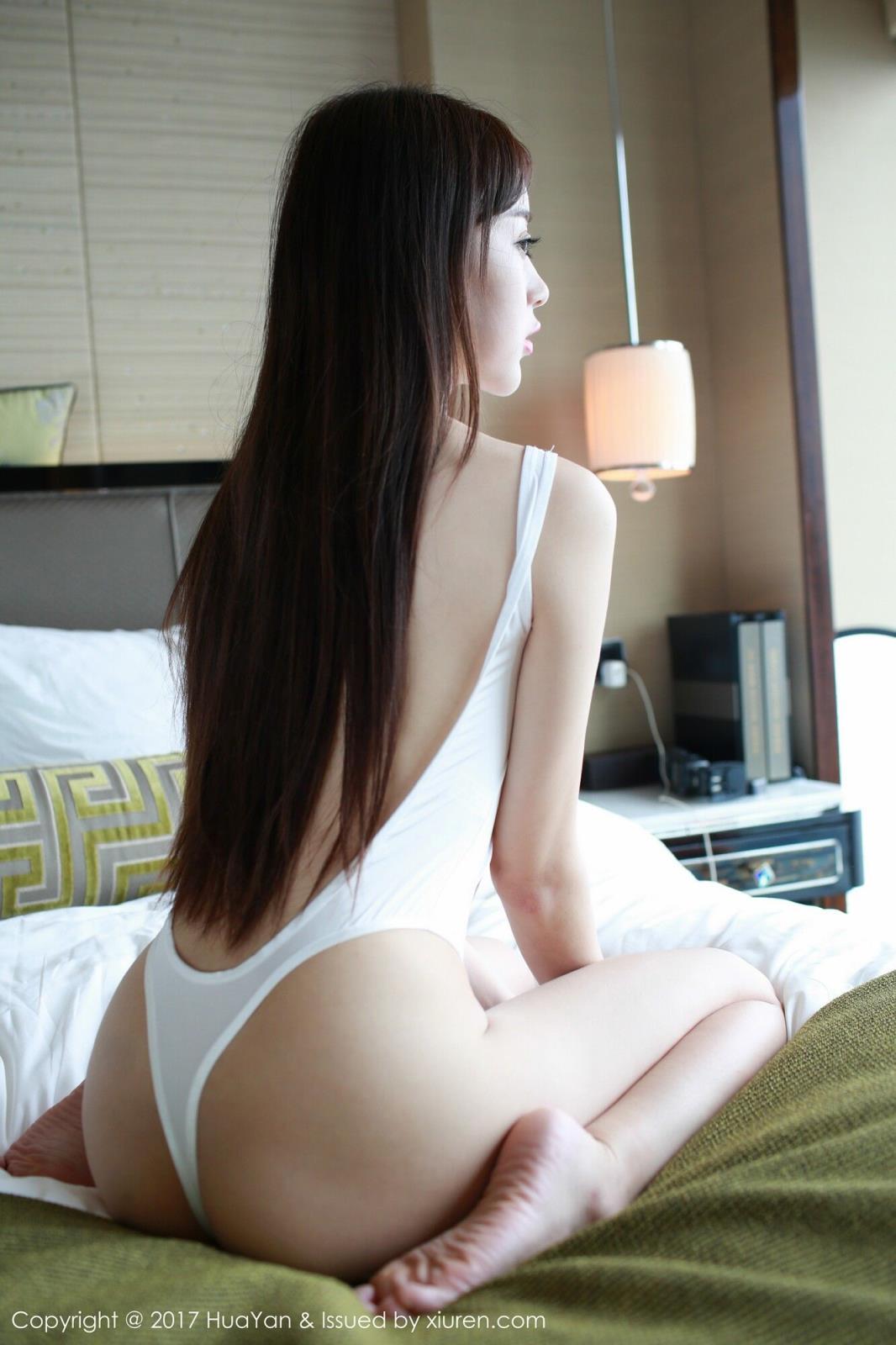 HuaYan花顏性感女神趙小米Kitty小吊帶死庫水東京熱套圖