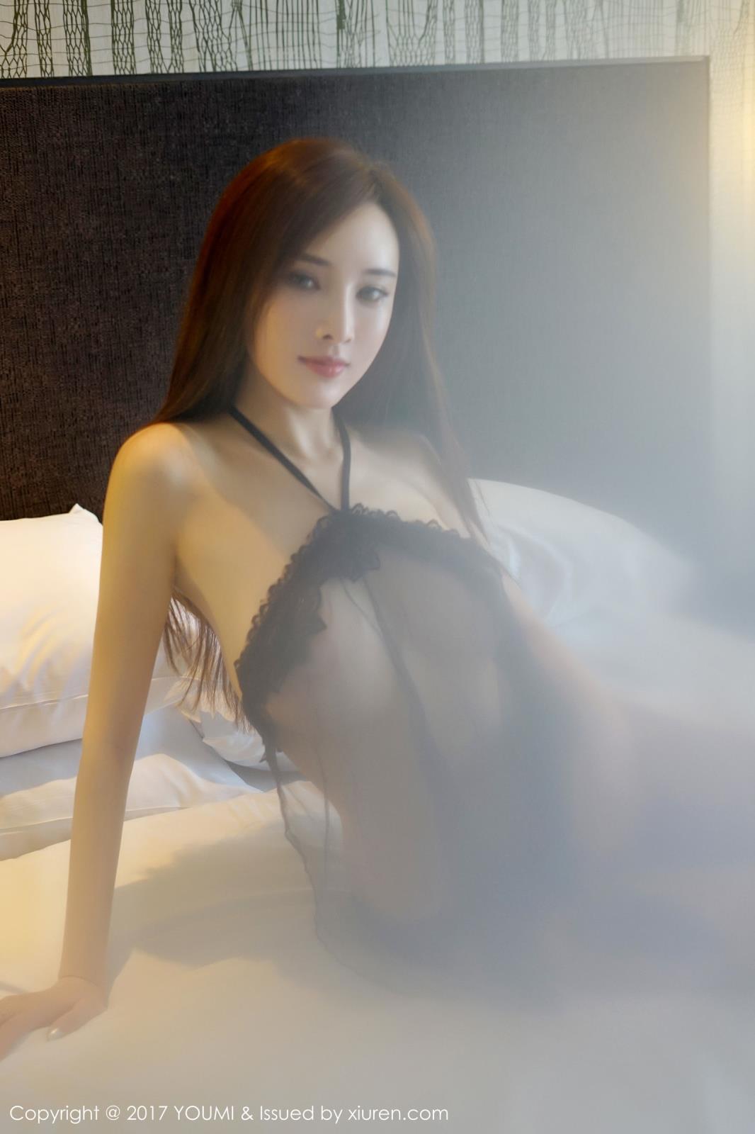[YOUMI尤蜜荟] 宅男女神土肥圆矮挫穷透视装爆乳大尺度普吉岛惊艳旅拍