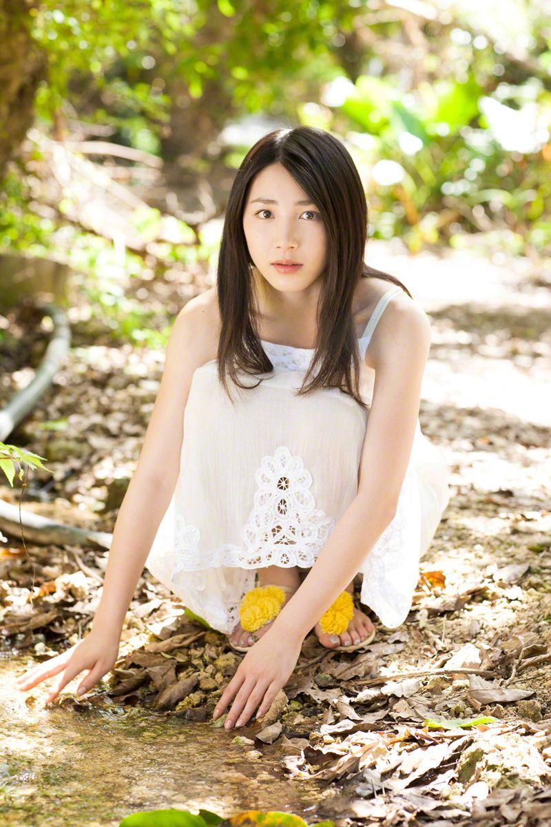 [Wanibooks套图] 日本人气女歌手吉川友比基尼内衣诱惑私房照