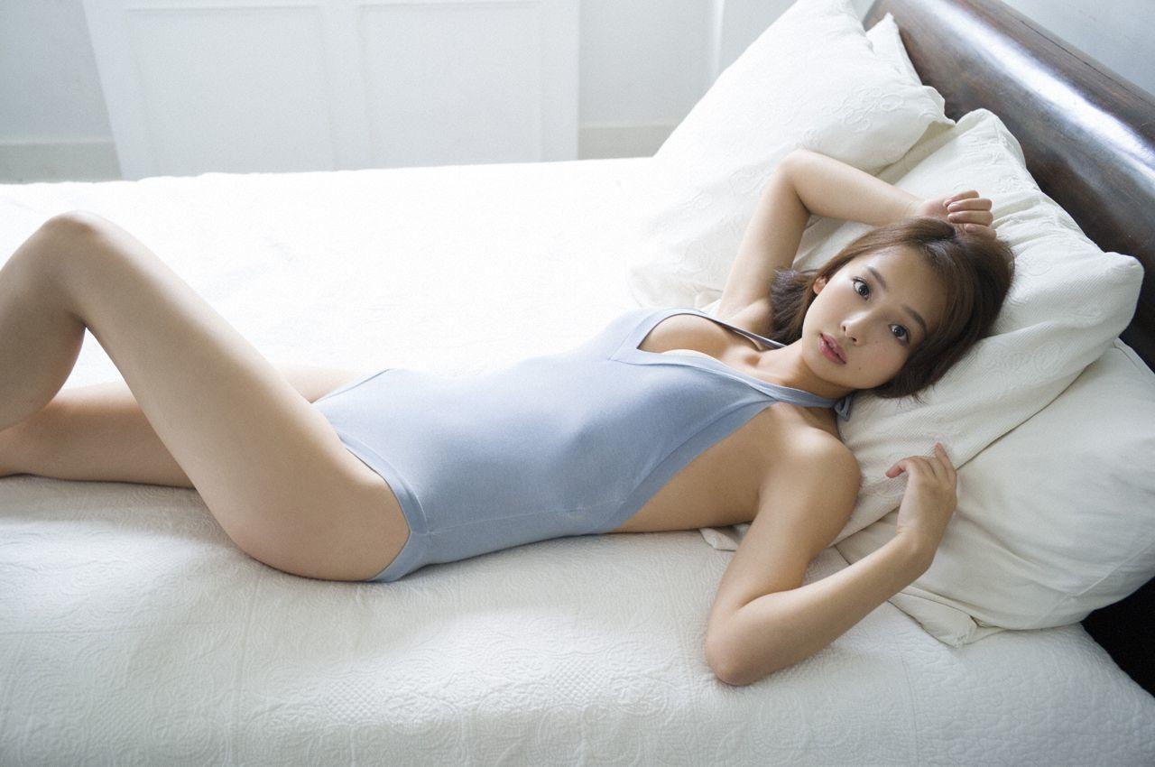 [WPB-net] 日本写真偶像華村あすか/华村飞鸟 「麗しの18歳。」No.628