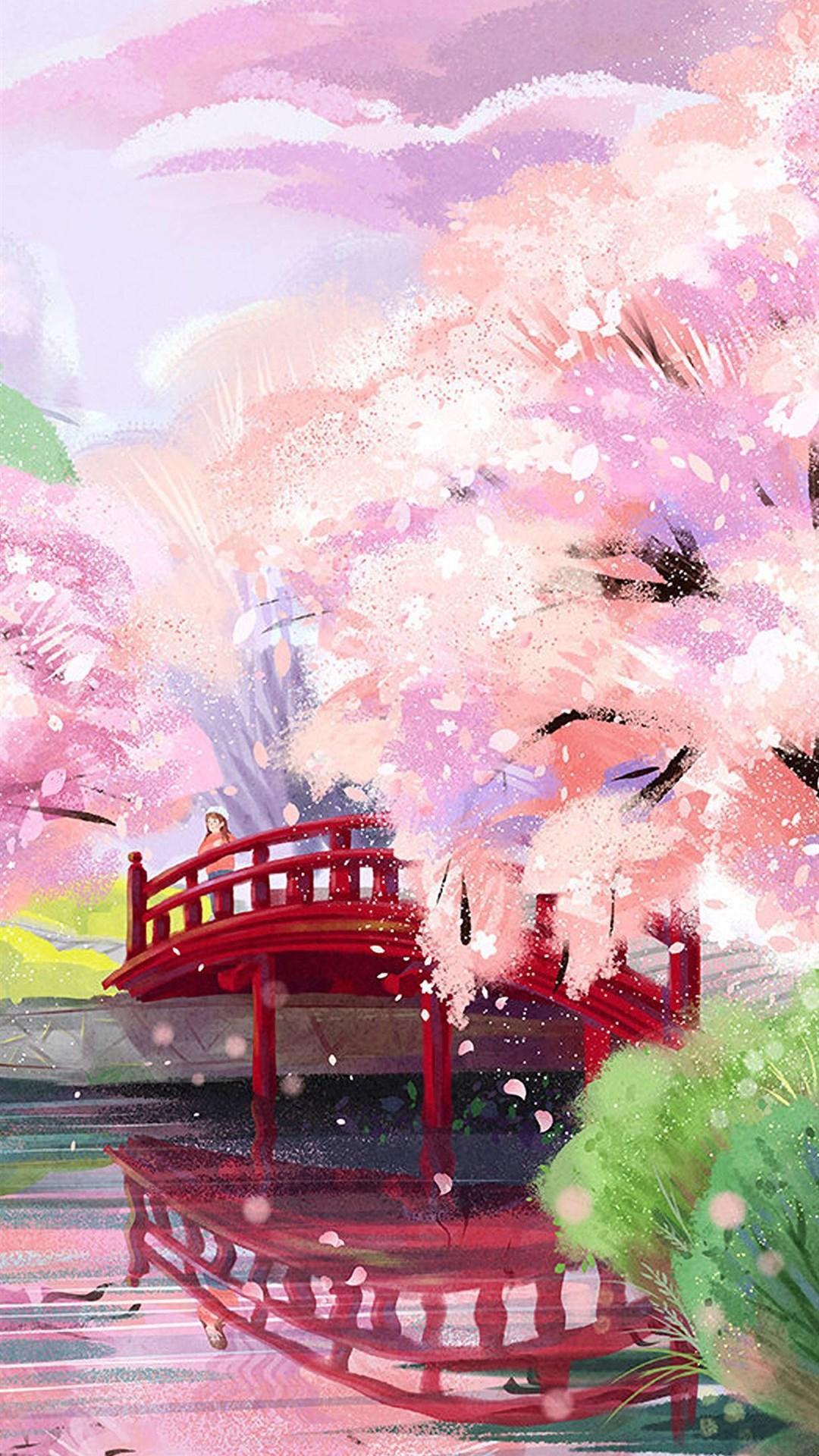 樱花动漫场景