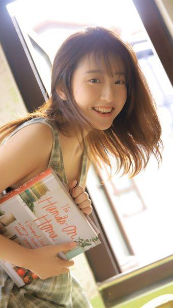 日系清新美女写真