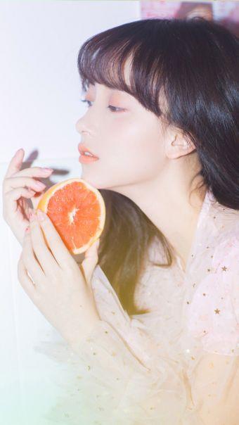 橙子味女孩