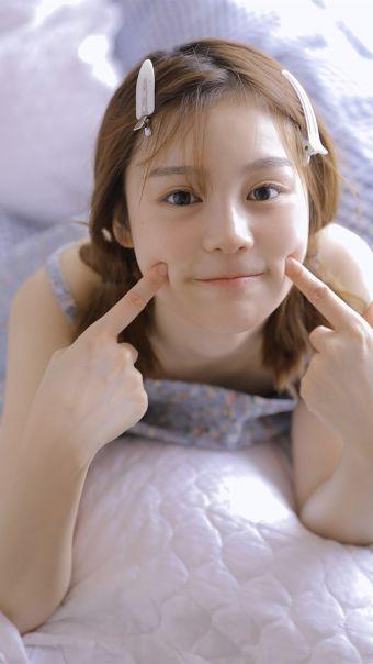 日系清纯美女写真